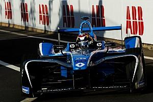 Formula E Sıralama turları raporu Marakeş ePrix: Pole Buemi'nin, Heidfeld kaza yaptı