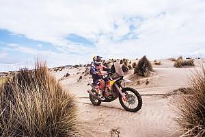 Dakar Rapport d'étape Motos, étape 11 - Retour au 1er plan de Price, Walkner reste en tête