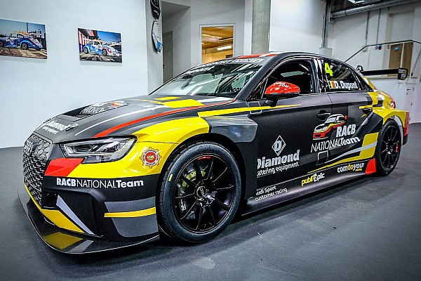 WTCC Ultime notizie Denis Dupont primo iscritto al WTCR con l'Audi della RACB-Comtoyou