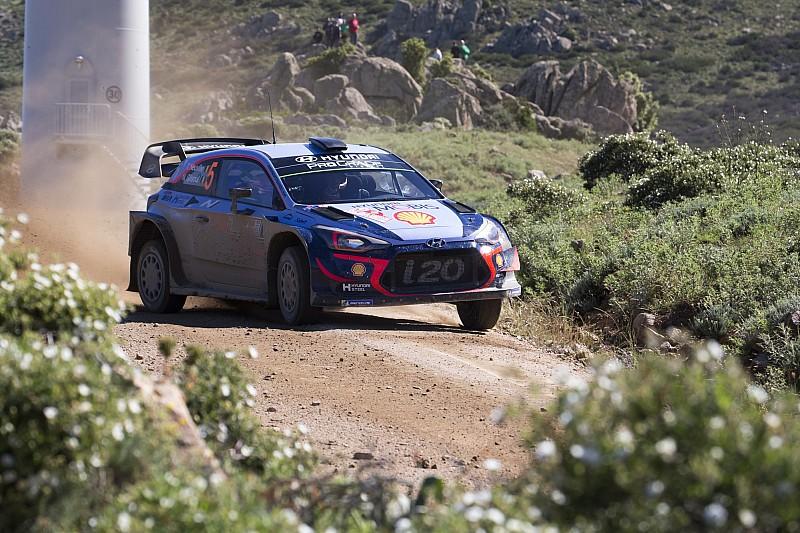 WRC Sardinië: Neuville klopt Ogier na thriller