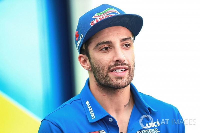 Iannone konfirmasi akan tinggalkan Suzuki