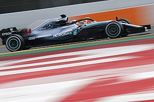 Formula 1 Testing report Hamilton puts Mercedes on top as first test ends