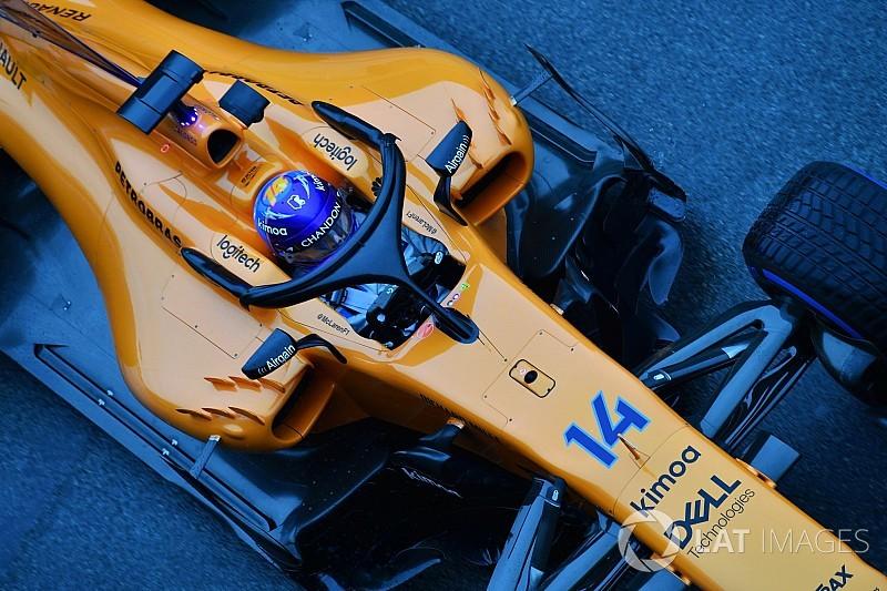 McLaren lleva sus suspensiones a otro nivel