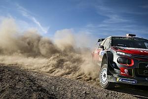 WRC Résumé de spéciale ES20 - Meeke part à la faute et perd la deuxième place