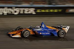 IndyCar Últimas notícias Indy planeja testar aeroscreen em circuito de rua