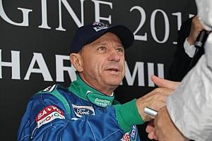 ロベルト・モレノ、2位表彰台の思い出の地鈴鹿へ「良い思い出ばかり」