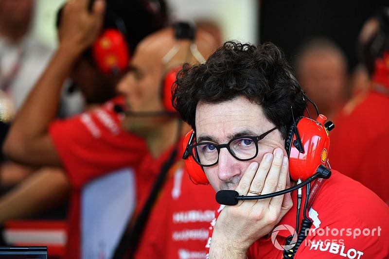 """フェラーリ新代表の人選は""""悪手""""か。チーム最高の技術者が『政治的立場』に"""