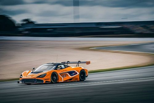McLaren to run in IMSA GT Daytona
