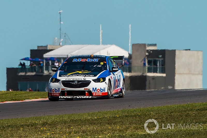 Tailem Bend Supercars: Percat leads all in third practice