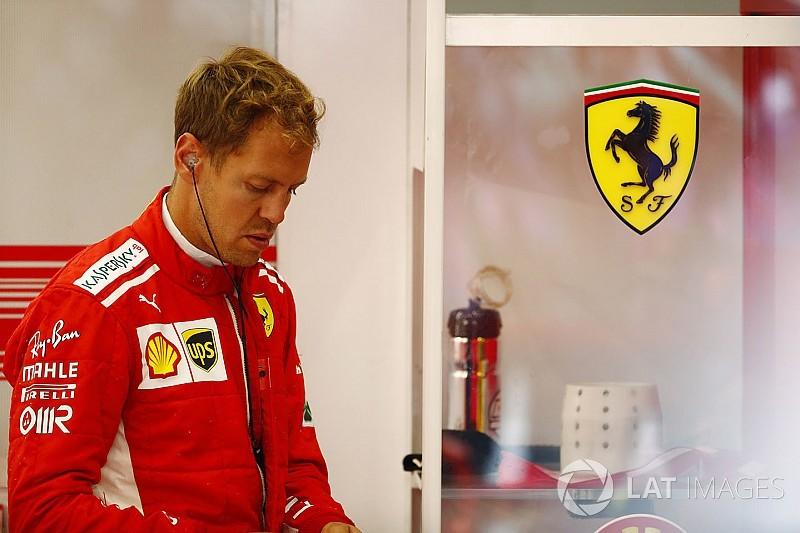 Batterie plötzlich leer: Darum hatte Vettel keine Pole-Chance
