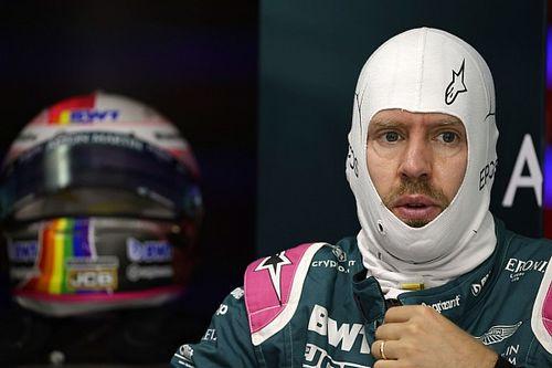 Vettel descalificado del GP de Hungría y Sainz sube al podio