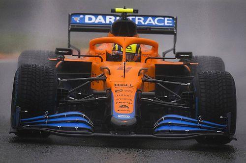 Норрис взял поул на трассе в Сочи, Mercedes и Red Bull не попали в первую тройку