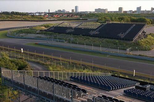 VIDEO: Zandvoort bereidt zich voor op F1 Dutch Grand Prix