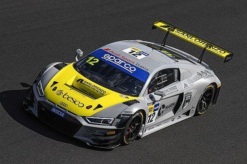 GT Endurance, Vallelunga: trionfo Audi con Drudi-Ferrari-Agostini