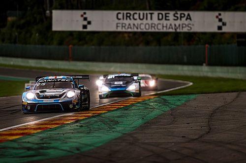 Suivez les 24 Heures de Spa en direct sur Motorsport.com