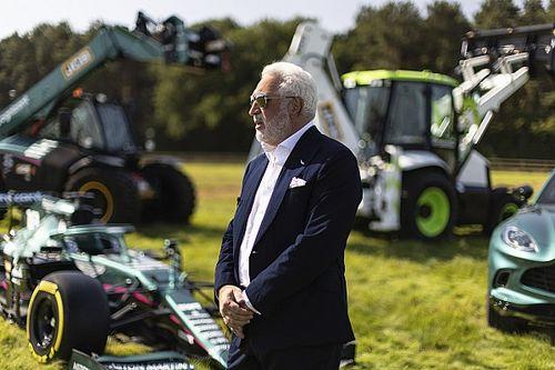 Coluna do Lawrence Stroll: A nova fábrica da Aston Martin e o passo à frente da equipe na F1