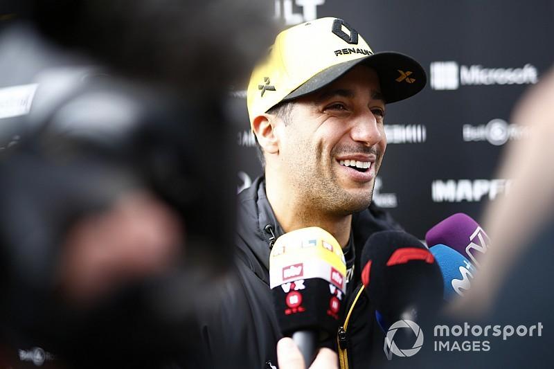 Ricciardo sarà rappresentato dalla stessa agenzia di Cristiano Ronaldo