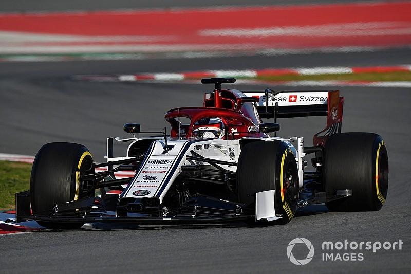 Wolff: Ferrari ve Alfa Romeo'nun ön kanat konsepti çok farklı