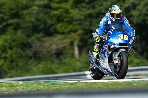 """Mir: """"La vuelta rápida no es el fuerte de la Suzuki"""""""