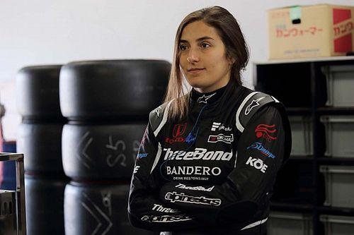 Calderón logra regresar a Europa tras estreno en Super Formula