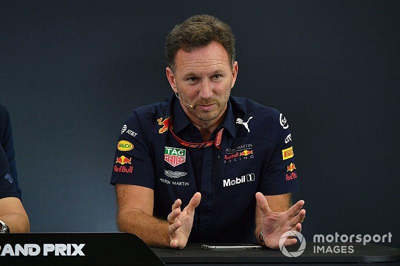 Керівник Red Bull потролив Mercedes з Оконом