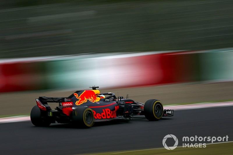 """Ricciardo: Margem de Max em qualis não é por """"bolas maiores"""""""