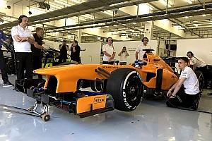 Alonso déjà de retour dans une F1!
