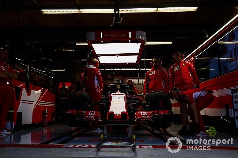 Ferrari plant erste Fahrt des neuen Autos vor Beginn der Wintertests