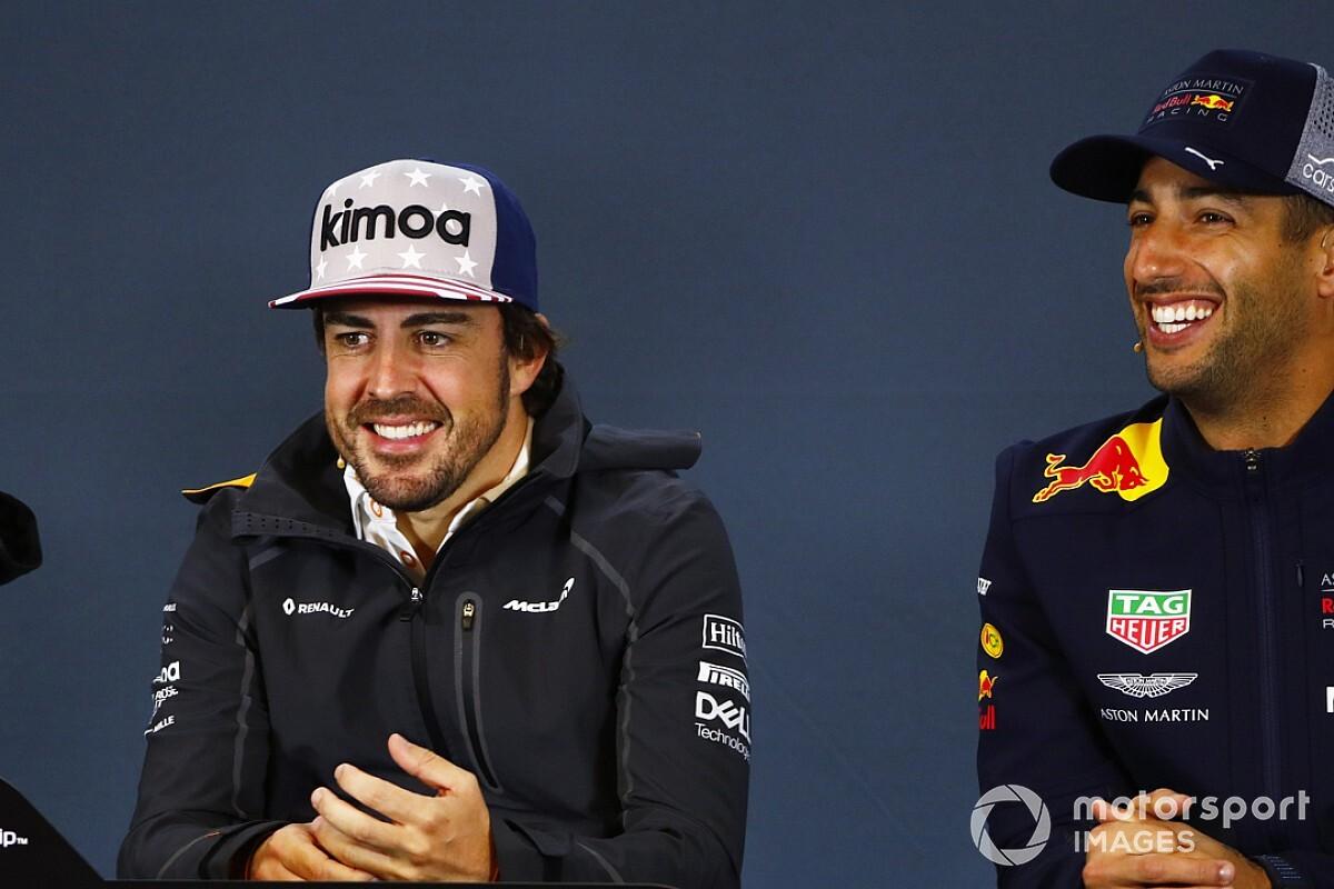 Alonso coloca a Hamilton entre los cinco mejores de la historia de la F1