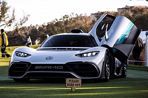 F1-engined Mercedes-AMG One is nine months behind schedule