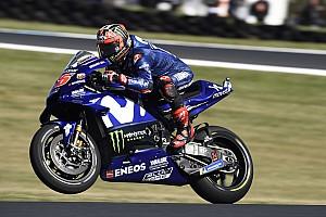 Viñales quiere vencer a Rossi en pos del tercer lugar