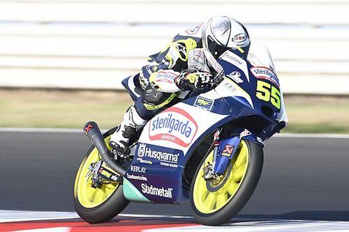 Misano Moto3: Fenati kazandı, Deniz 7. oldu!
