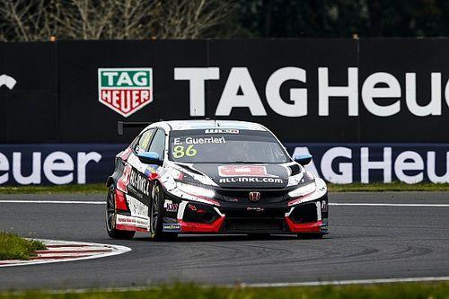 Guerrieri ismét nyert, a magyarok közül Tassi hatodik helye volt a legjobb