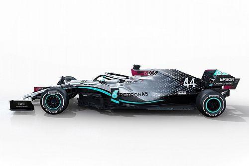 Kampioen Mercedes presenteert nieuwe bolide voor 2020