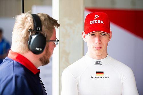 Csapatot váltott Ralf Schumacher fia