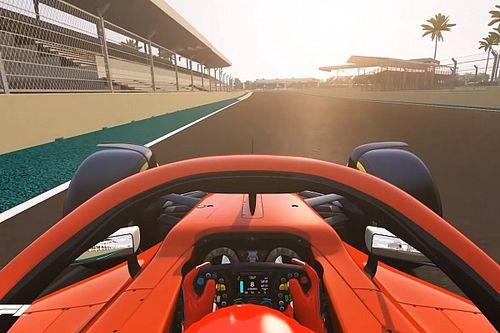 "F1, Miami pistinde atılan ilk ""sanal turu"" yayınladı"