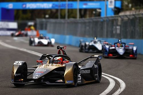 Rome E-Prix: Vergne wins race, heartbreak for di Grassi