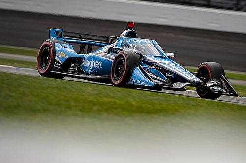 Chilton to race with Carlin at road courses and Indy 500