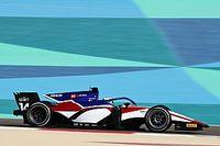 Un novato lidera el primer día de test de F2 en Bahrein