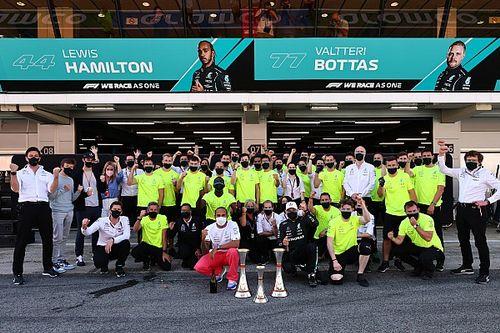 """Ecclestone: """"Hamilton rahat şekilde şampiyon olacak"""""""