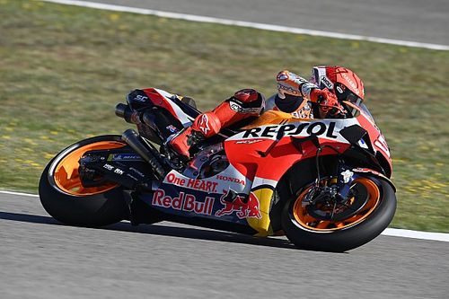 "Marquez needs to be ""careful"" with Honda MotoGP bike feedback"