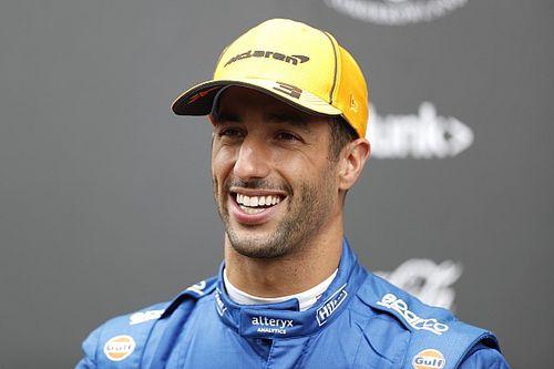 """Ricciardo elogia jogos da F1 e diz que estão """"cada vez mais próximos da realidade"""""""