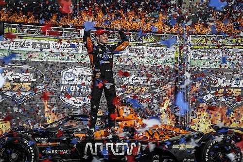 O'Ward gana su primera carrera en IndyCar en Texas