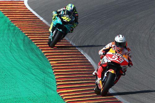 Marc Marquez: Afscheid van Valentino Rossi 'een groot verlies'