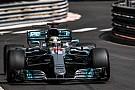 Formula 1 Mercedes 2017 F1 car a