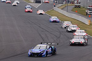 Super GT Breaking news Super GT changes schedule to avoid Fuji WEC clash