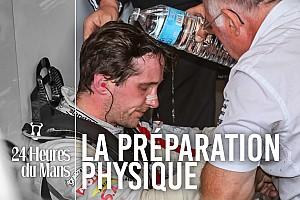 24 heures du Mans Chronique Dans la peau d'un pilote : la préparation physique pour Le Mans