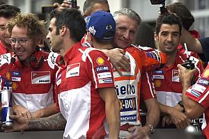 MotoGP Actualités Selon Ducati, les changements demandés par Lorenzo aideront Dovizioso