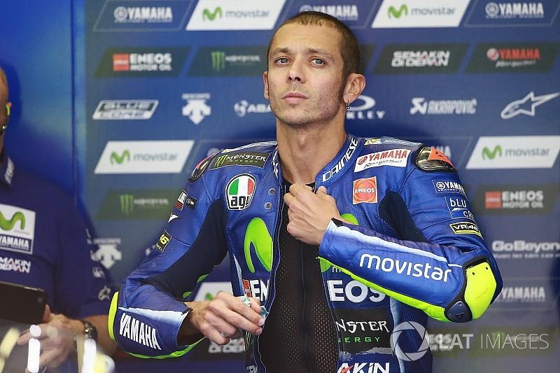 """Rossi: """"Niet verstandig om nu aan de wereldtitel te denken"""""""