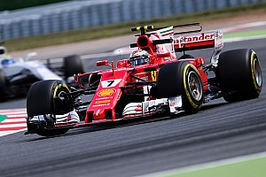 Formula 1 Practice report Spanish GP: Raikkonen heads Ferrari 1-2 in final practice